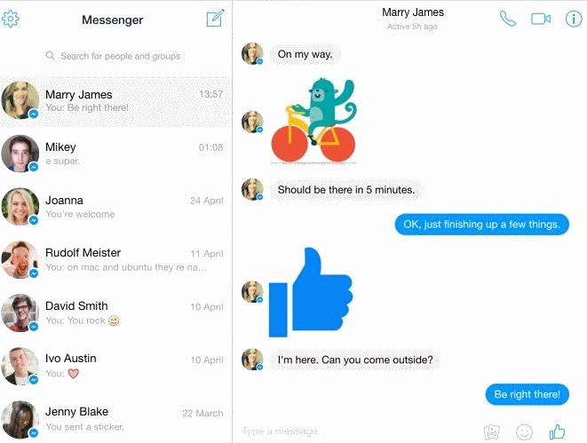 где настройки фейсбук